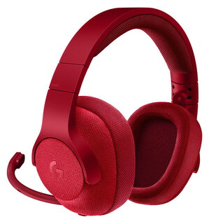 Logitech G433 Binaural Bandeau Rouge Casque audio