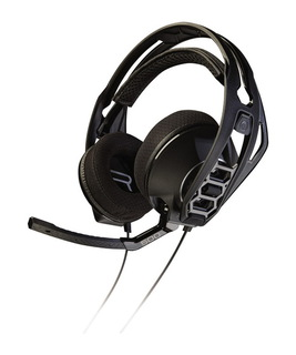 Plantronics RIG 500 Bandeau Noir Casque audio