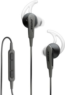 Bose SoundSport Apple Oortjes - Zwart