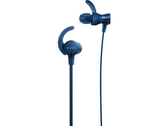 Sony MDR-XB510AS Oortjes - Blauw