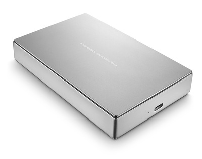 Lacie Porsche Design Mobile 4 TB USB Type C