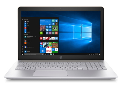 HP Pavilion Notebook 15-CC501NB Silk Gold