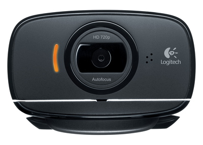 C525 8MP 1280 x 720Pixels USB 2.0 Zwart webcam