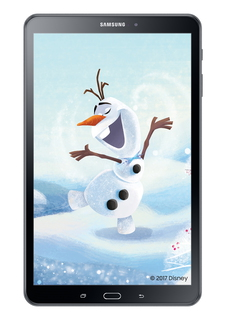 "Galaxy Tab A 10,1"" Wi-Fi Noir - Frozen Edition"