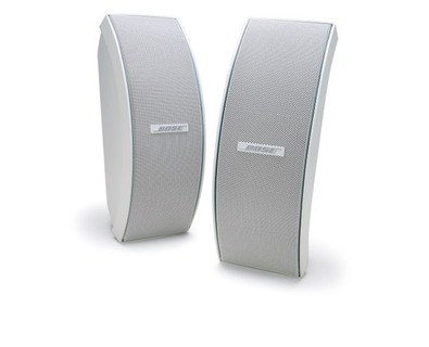 Environmental Speakers 151 Blanc haut-parleur