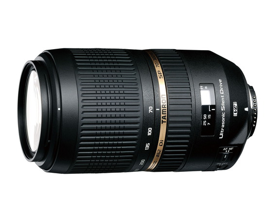 Tamron SP 70-300mm F/4-5.6 Di VC USD SLR Tele zoom lens
