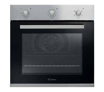 Candy FPE 502/6 X Elektrische oven 65l 2100W A-20% Roestvrijstaal