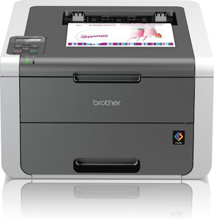 Brother Printer HL-3140CW Zwart