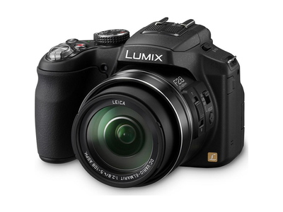 Panasonic Lumix FZ200 12,1 MP Full HD Noir