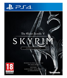 The Elder Scrolls V - SKYRIM - Special Edition