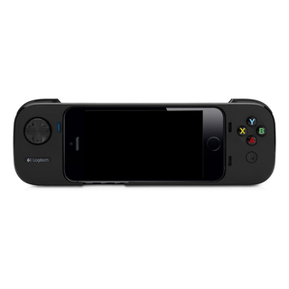 PowerShell Gamepad iOS Zwart