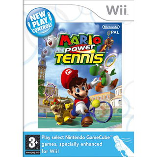 Mario Power Tennis FR