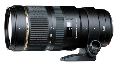 Tamron SP 70-200mm F/2.8 Di VC USD SLR Telephoto lens Noir