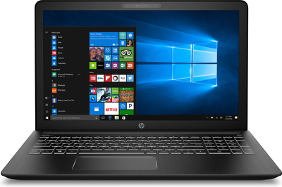 HP Power Notebook 15-CB020NB Shadow Black