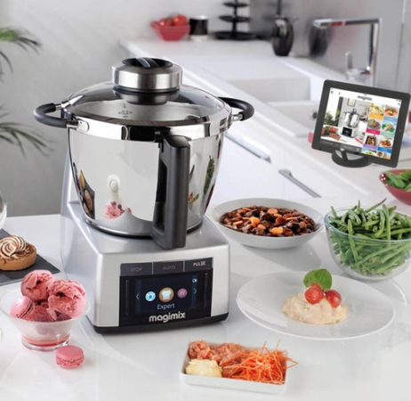 magimix robot multifonction cook expert 18900 b kr fel. Black Bedroom Furniture Sets. Home Design Ideas