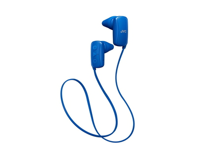 HA-F250BT-AE Intraaural écouteur casque - Blue
