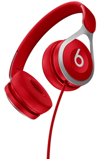 Beats by Dr. Dre Beats EP Binaural Casque Avec fil - Rouge