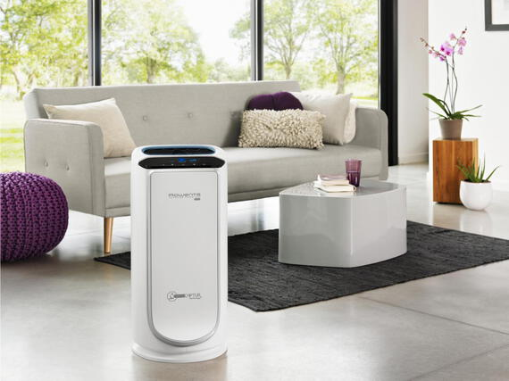 Rowenta Purificateur d'air PU6020 Pure XL