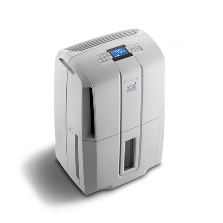 Luchtontvochtiger AriaDry Compact DDS 30COMBI