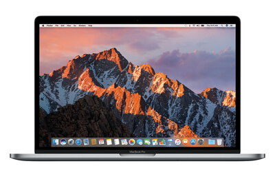"MacBook Pro 15,4"" Core i7 2,6 GHz 256 GB Touch Bar Spacegrijs"