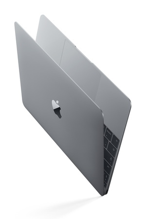 "Apple MacBook 12"" Core i5 1,3 GHz 512 GB Spacegrijs"