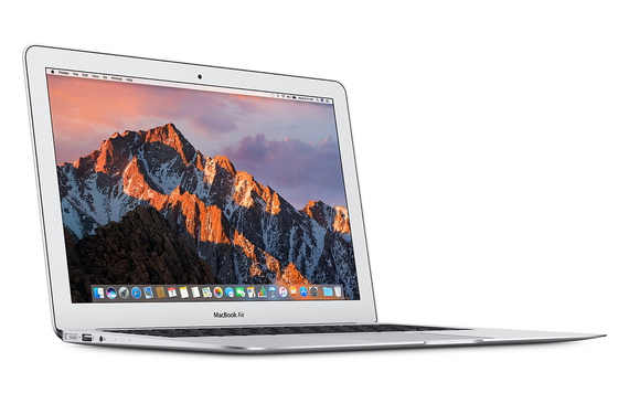 Apple MacBook Air Core i5 1,8 GHz 128 GB Zilver