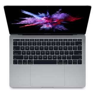 "MacBook Pro 13,3"" Core i5 2,3 GHz 128 GB Spacegrijs"