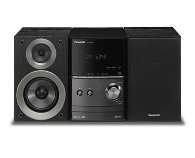 SC-PM600 Home audio micro system 40W Noir