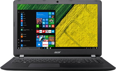 Acer Aspire ES1-572-3539 Midnight Black