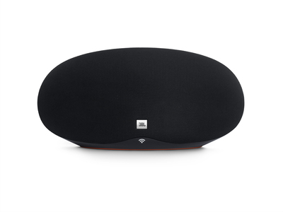 JBL Playlist portable speaker avec Chromecast - Noir