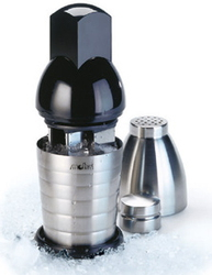 Moha Ice Crusher + shaker - Party Time