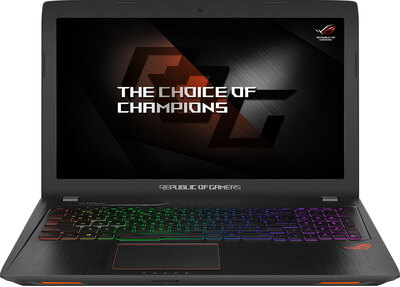 ROG Strix GL553VE-FY082T Black