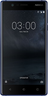 Nokia 3 Tempered Blue
