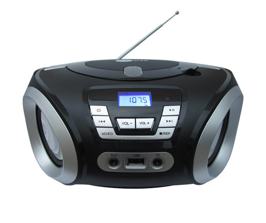 MP Man Boombox CSU 226 Radio & Lecteur CD