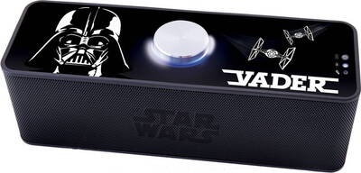 Lexibook Star Wars Bluetooth Speaker - Darth Vader