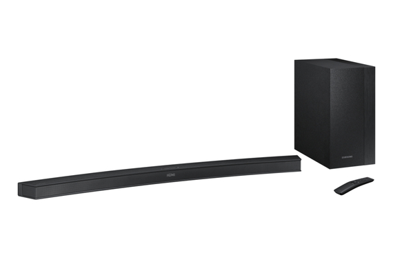 Soundbar HW-M4500/XN - 2.1 kanalen - Bluetooth - Curved