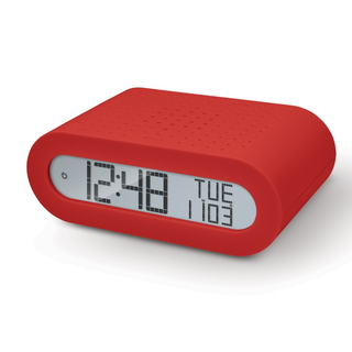 RRM116 Horloge Rouge Radio portable