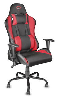 GTX 707 gaming chair Black - Red