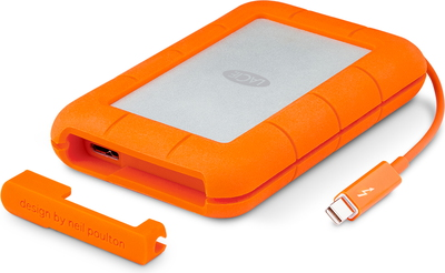 Lacie Rugged Thunderbolt - 2 To