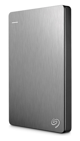Seagate Backup Plus 1 TB Argent