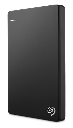 Seagate Backup Plus 2 TB Zwart