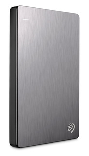 Seagate Backup Plus 2 TB Zilver