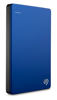 Seagate Backup Plus 2 TB Blauw