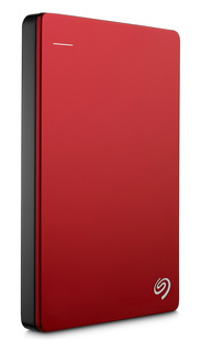 Seagate Backup Plus 2 TB Rood