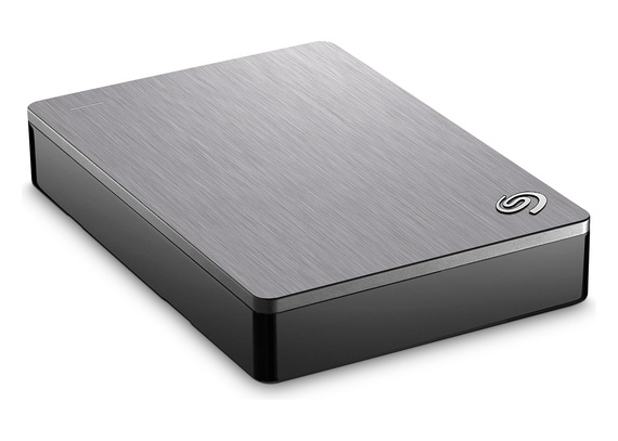Seagate Backup Plus Portable 4 TB Zilver