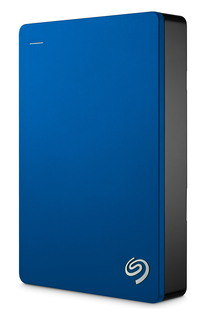 Seagate Backup Plus Portable 4 TB Bleu