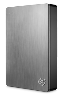 Seagate Backup Plus Portable 5 TB Zilver