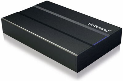Intenso Memory Box USB 3.0 Zwart - 2 TB