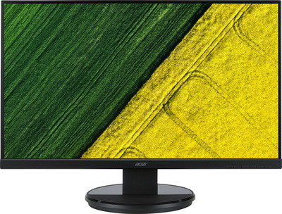 "27"" Full HD LED monitor K272HL Zwart"