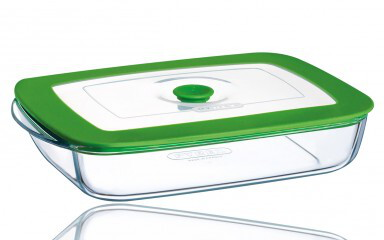 Pyrex Plat à four Cook & Store Plus - 1,6L
